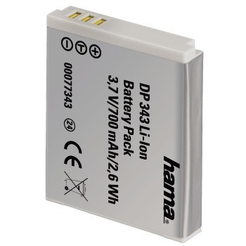 Digi-Power 3.7v/800mah Canon NB6L