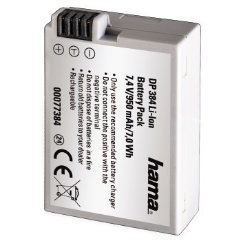 Digi-Power 7.4v/950mah Canon LPE8