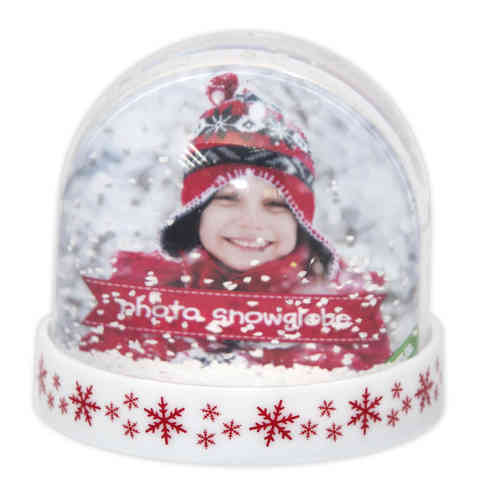 SHOT2GO Snowglobe Printed Base