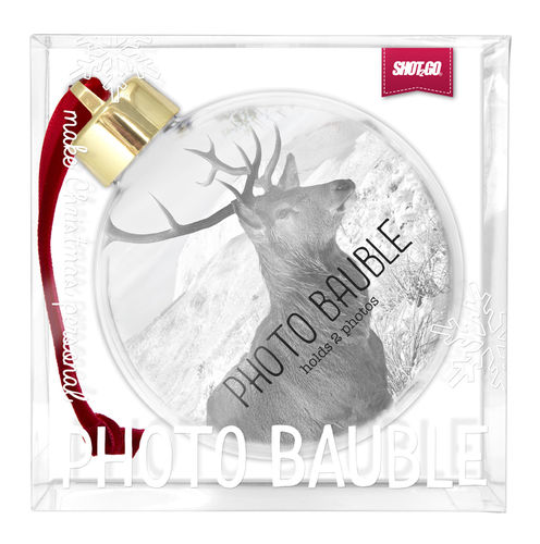 SHOT2GO Single Bauble